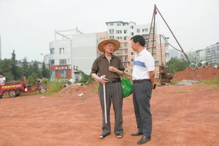 """网传广场建在""""毒地""""上 历时5月监测:未检出多氯联苯"""