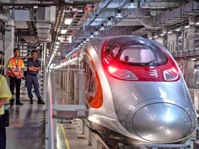 广深港高铁开通在即 成都出发换乘到香港全攻略来了