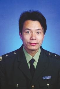 徐发荣:用生命捍卫平安
