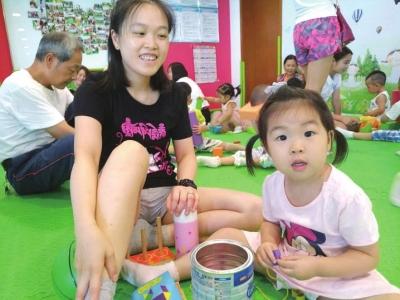 安公社区开启暑期托管服务小学平湖市广陈图片