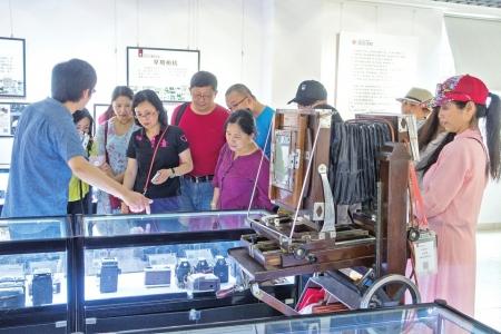 社区相机博物馆收藏500件宝贝 其中不乏精品、孤品