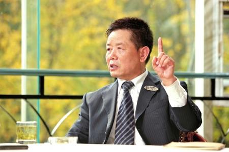 专访蜀信励志物业总经理刘正丰 物业人要做美好生活家园的缔造者
