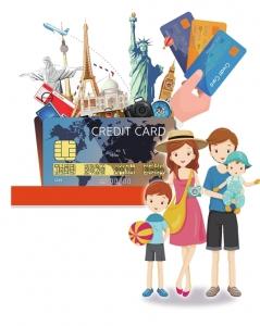 """国庆出游境外""""血拼"""" 如何巧用信用卡"""